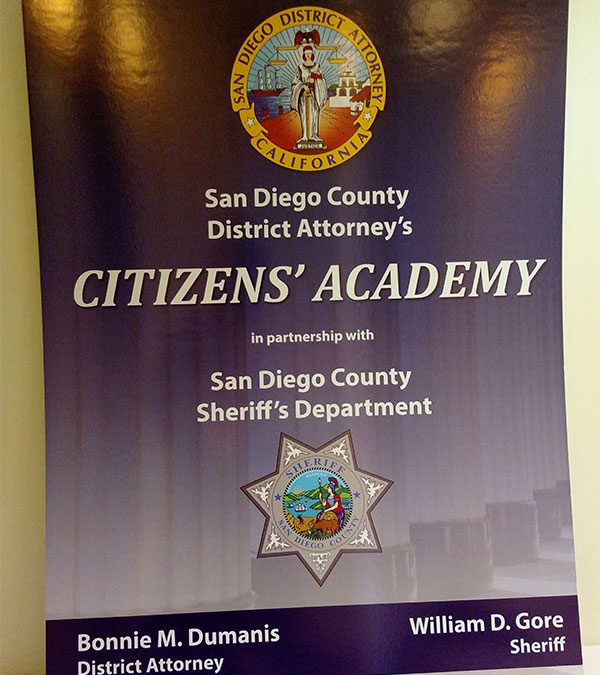 The Citizens' Academy: An Exciting Behind-The-Scenes Look At The Criminal Justice System