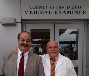 The San Diego Medical Examiner