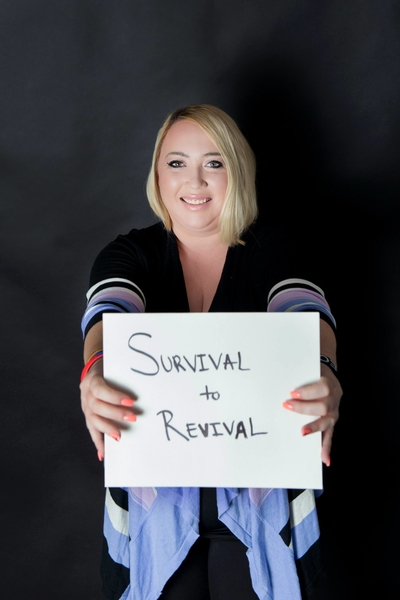 From Abuse and Trafficking to Healing and Purpose