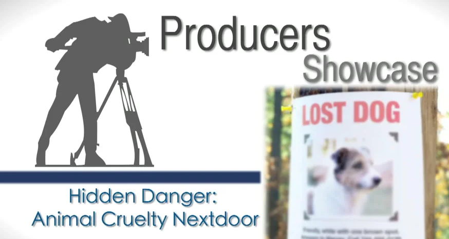 Hidden Danger: Animal Cruelty Next Door